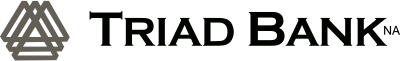 Triad Bank NA logo.